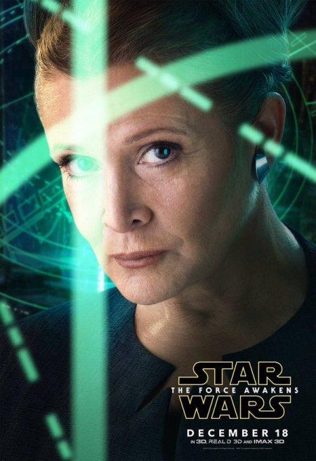 Les révélations continuent pour Star Wars VII : Le Réveil de la Force
