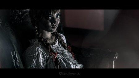 Annabelle, une poupée démoniaque ?