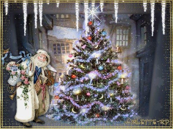 La hotte du père Noël a délivré ses beaux cadeaux
