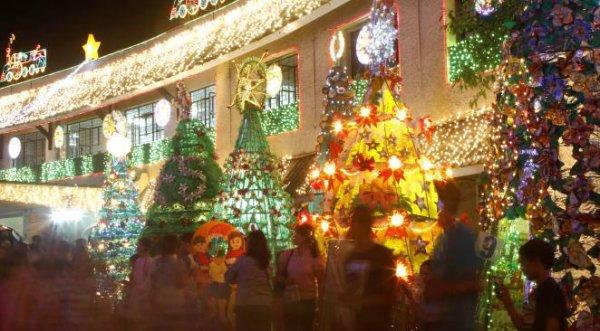 Le Noël philippin