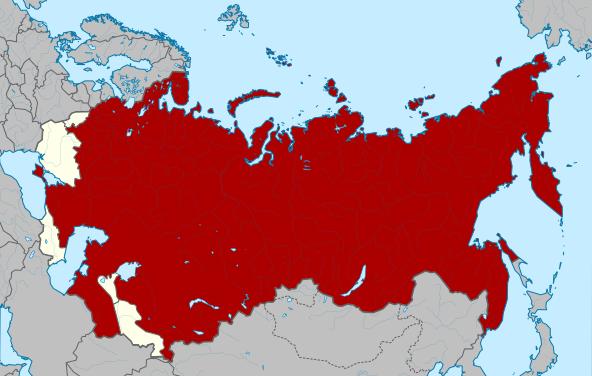 Ça s'est passé un 30 décembre : la naissance de l'URSS