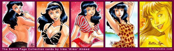 Bettie Page, la reine des pin-ups