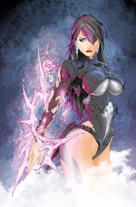 Psylocke, une femme de confiance qui n'hésite pas à tuer