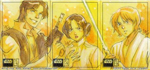 Les éditions spéciales de Star Wars : Lucas n'aurait pas du