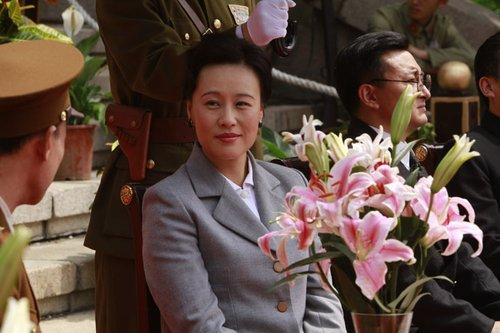 "Madame Chiang, ""Le plus grand homme d'Asie"""