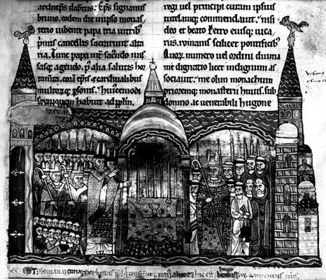 Pierre le Vénérable, un réformateur charitable
