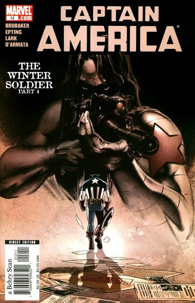 "Captain America : ""The Winter Soldier"""