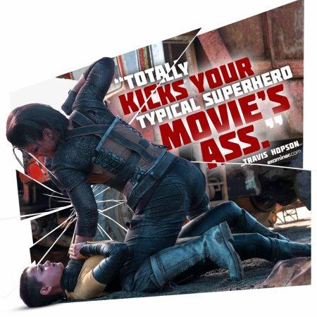 Deadpool, un film à l'humour ravageur
