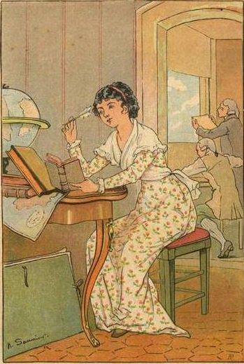 Manon Roland, l'égérie des Girondins