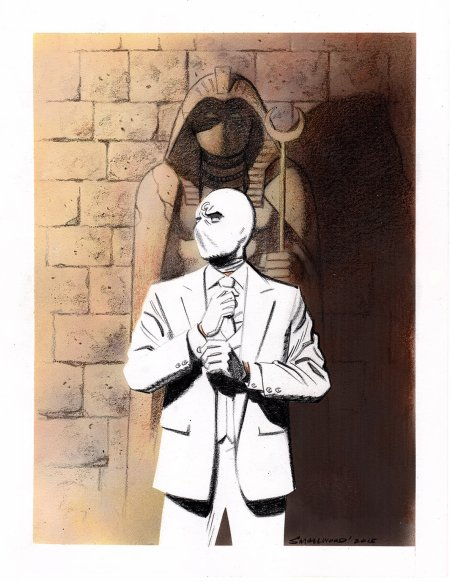 "Moon Knight, le ""Batman"" de Marvel"