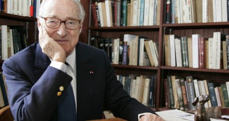 Alain Decaux, l'histoire avant tout