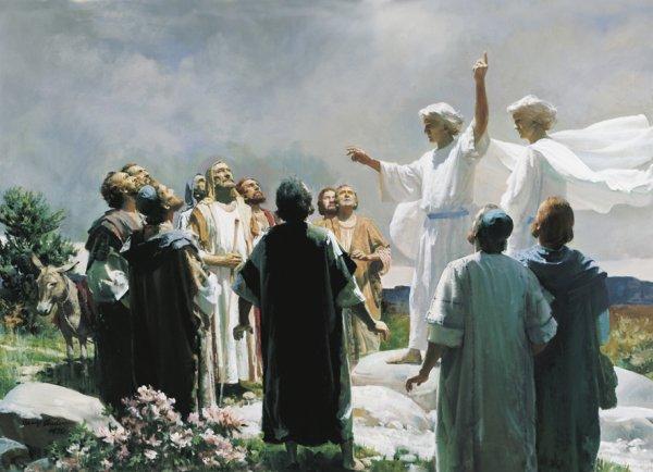 L'ascension : un symbole pour la communauté chrétienne naissante