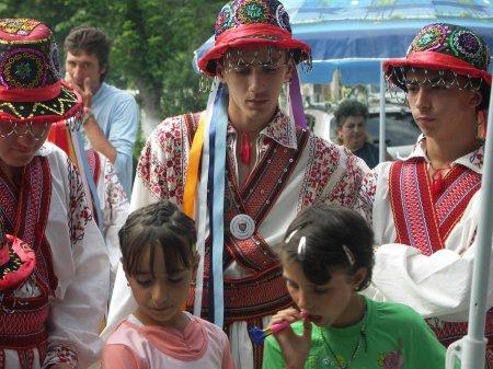 Le lundi de Pentecôte en Roumanie