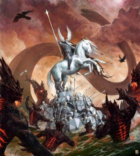 Le Ragnarök, le crépuscule de dieux