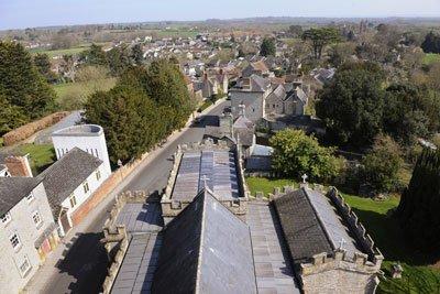 Langport, et si la bataille de Longborth était au Somerset ?