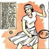 Suzanne Lenglen, la diva du tennis