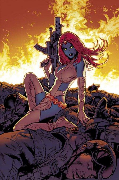 Mystique, la mutante aux secrets bien gardés