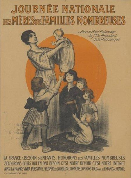 Pétain n'a pas créé la fête des mères