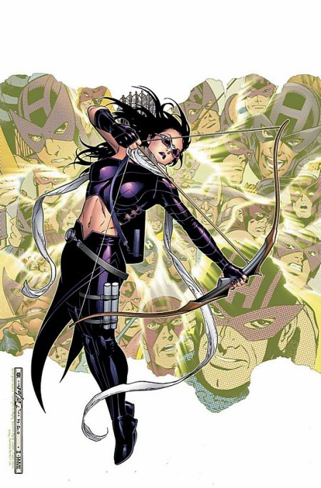 Kate Bishop, l'autre Hawkeye