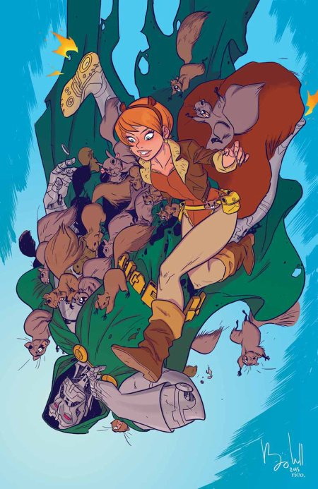 L'imbattable Squirrel Girl