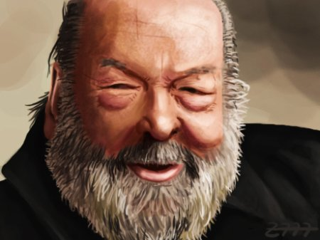 "Bud spencer, le ""Superman italien"""