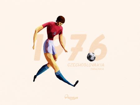 "Antonín Panenka, le ""poète du football"""