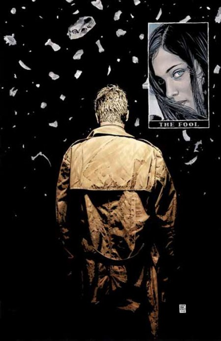 John Constantine, l'enquêteur occulte manipulateur