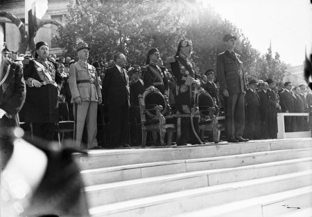 Le 14 juillet 1945 : la célébration de la victoire face au nazisme