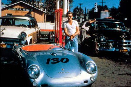 La voiture de James Dean : maudite ?