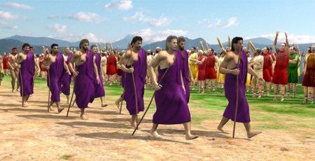 Les Jeux Olympiques antiques : des Jeux en l'honneur de Zeus où se recherche la gloire