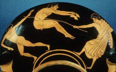 Le deuxième jour de compétition : le Pentathlon antique