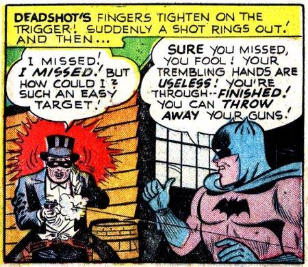 Deadshot, l'homme qui ne rate jamais sa cible