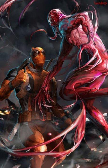 Carnage, le meurtrier fou ennemi de Spiderman et Venom