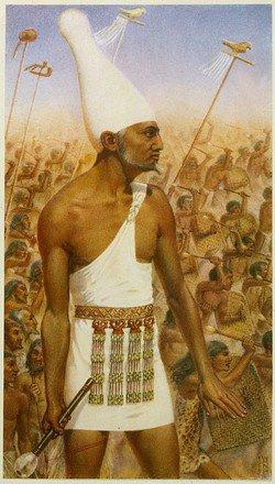 Narmer, l'unificateur de l'Égypte