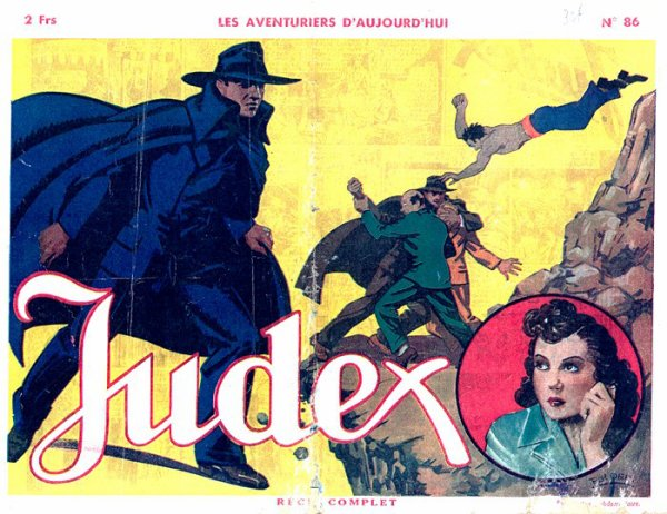 Judex, l'inspirateur des héros de pulps