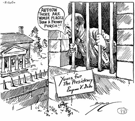 Eugene Victor Debs : citoyen et socialiste