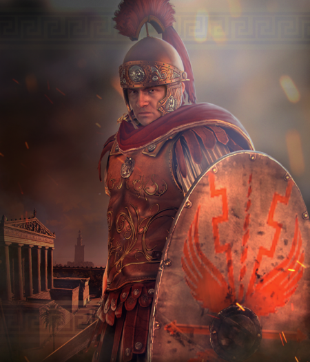 Marc Antoine, le généralissime qui n'a pas pu devenir Alexandre le Grand