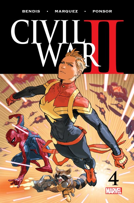 Civil War II : le difficile choix des super héros Marvel