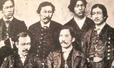 Le dernier samouraï est français