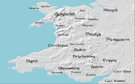 Le royaume du Brycheiniog : un royaume au fondateur porteur
