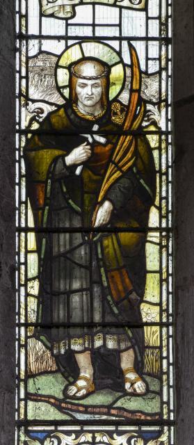 Cynog, un martyr lié au Brycheiniog
