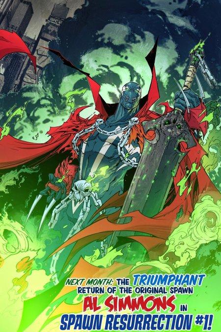 Spawn, un roi de l'enfer aux buts nobles