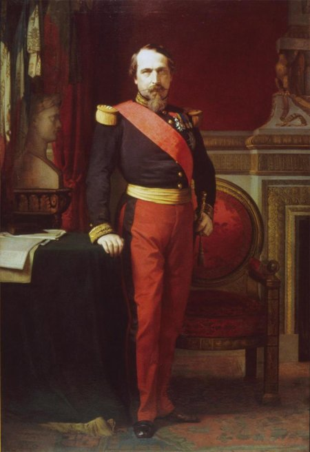 Napoléon III, un empereur qui a su man½uvrer avec les changements politiques