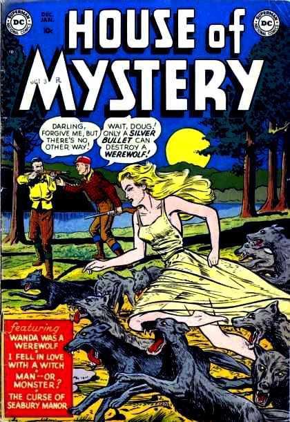 House of Mystery : où comment DC s'est lancé dans le comics horrifique