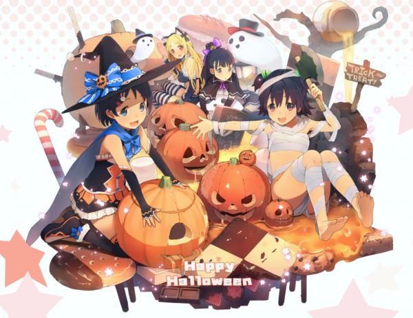 Joyeux Halloween ! (2)