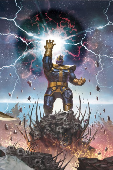 Thanos, le Mad-Titan