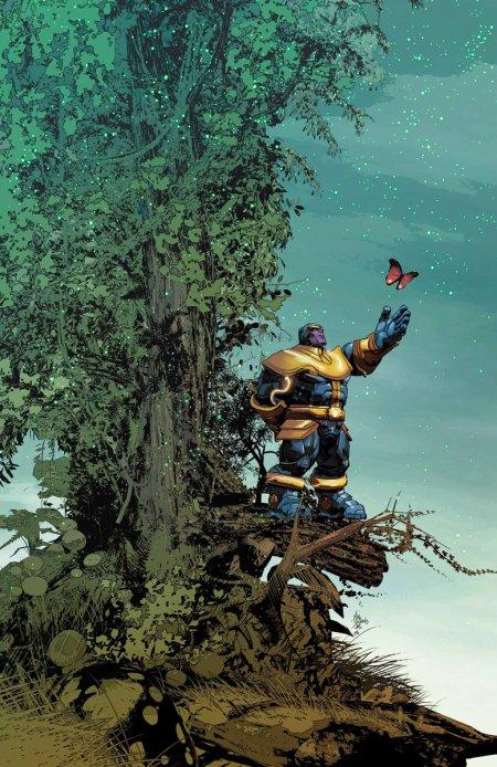 Thanos, le Mad-Titan