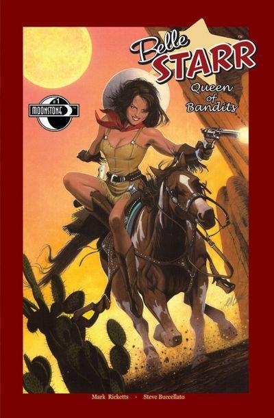 """Belle Starr, la """"Reine des bandits"""""""