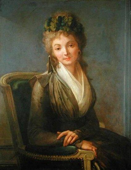 Lucile Desmoulins, une militante révolutionnaire passionnément amoureuse