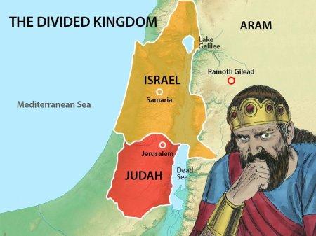 Le roi Achab, un homme puissant qui a su gérer un royaume prospère